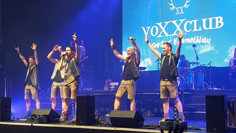 Auch die Schweizer lieben voXXclub!