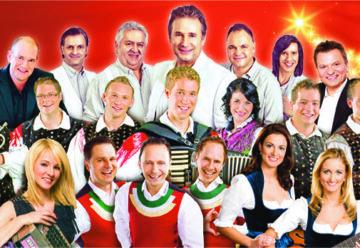 """""""Zauber der Weihnacht"""" – Das Highlight im Advent mit dem Nockalm Quintett,…"""