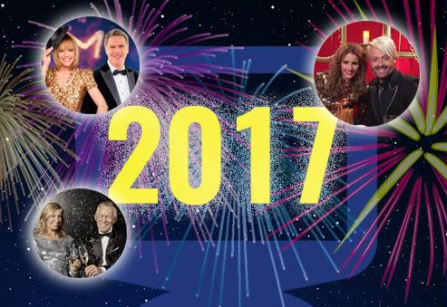 Mit diesen Stars könnt Ihr heute im TV ins neue Jahr starten!