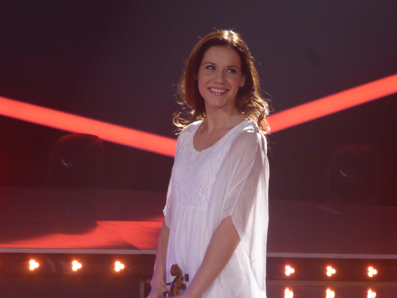 Franziska Wiese Setzt Auf Unschuld Schlager De