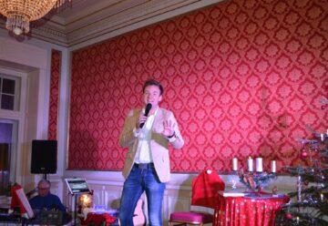 Schlossweihnacht der besonderen Art mit Phil Stewman und Silke & Dirk Spielberg!