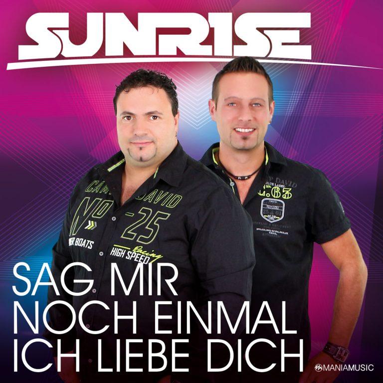 Sunrise – Neue Single und 3. Album sind da!