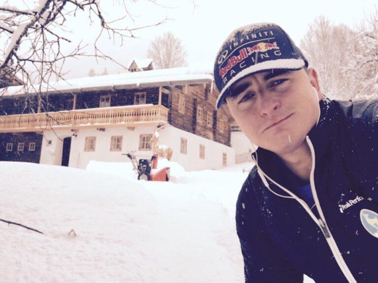 Andreas Gabalier – Auch ein Volks-Rock'n'Roller muss Schneeschaufeln
