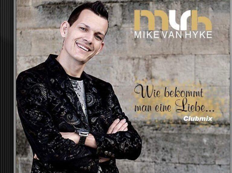 Mike van Hyke – der singende Friseurmeister!