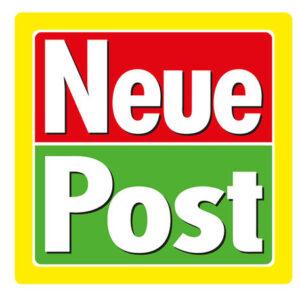 Benjamin Cibach & Hella Hoofdmann - NEUE POST
