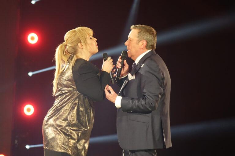 Sehen wir heute Roland Kaiser & Maite Kelly zusammen auf einer Bühne?