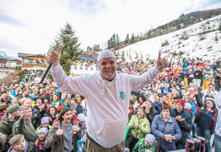 DJ Ötzi verwandelt die Oberforsthofalm zum Alpen-Mekka des Après-Ski