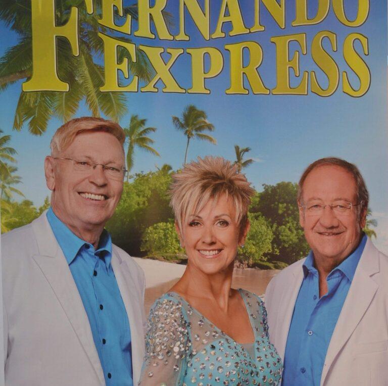 Perfekter Charteinstieg für den Fernando Express