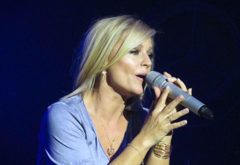 Michelle on tour – in Erfurt!