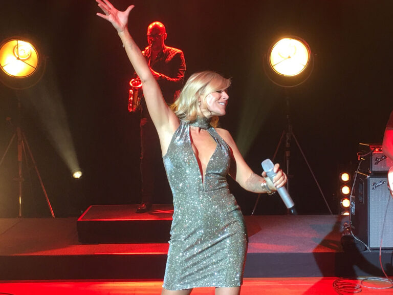 Michelle LIVE im Audimax in Regensburg!