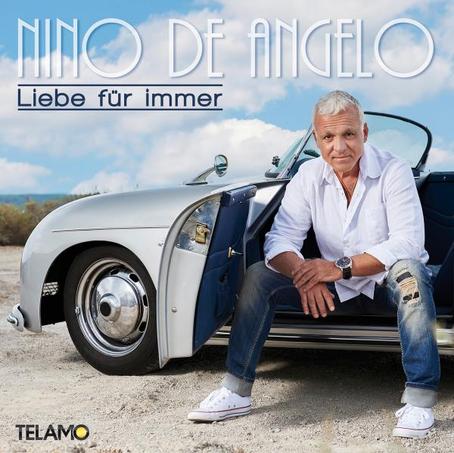 """Nino de Angelo mit neuem Album """"Liebe für immer"""""""