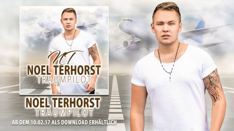 Videopremiere von Noel Terhorst – Der Traumpilot ist gestartet!