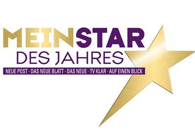 NEUE POST präsentiert: MEIN STAR DES JAHRES
