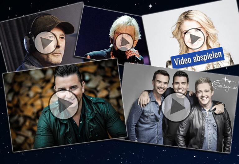 Die inoffizielle Schlager.de Youtube-Hitparade