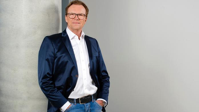 Wolfgang Lippert: Rührende Liebeserklärung