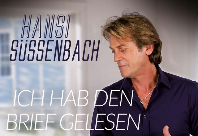 Hansi Süssenbach – Neue Single
