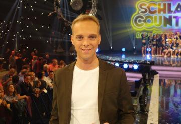 SANDRO kommt mit neuem Album zur Schlager.de-Partynacht
