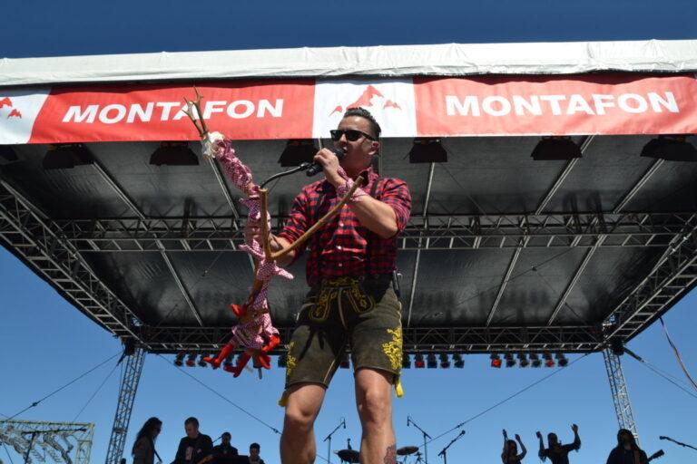 """Der """"Mountain Man"""" Andreas Gabalier bringt die Berge zum Beben"""
