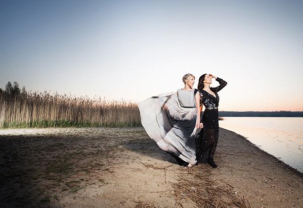 Anita und Alexandra Hofmann gehen auf musikalische Reise