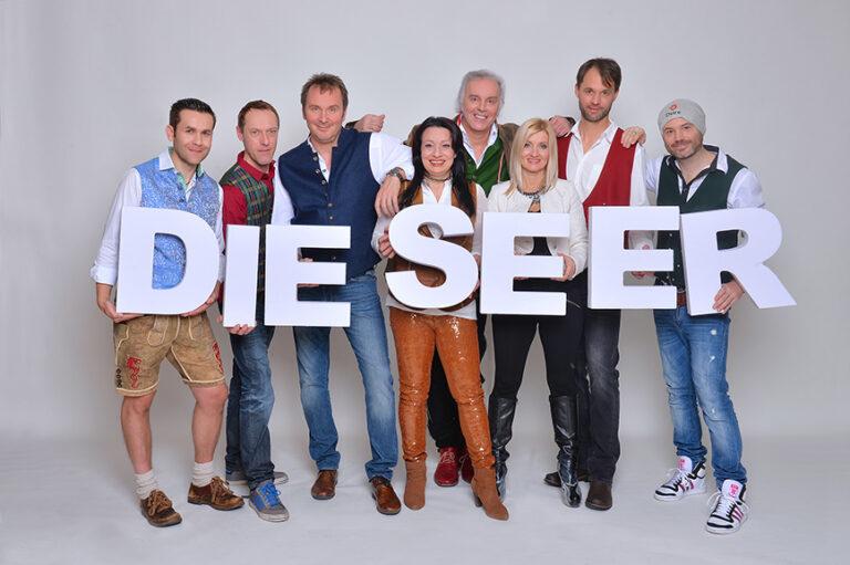 Die SEER beim Spielberg Musikfestival 2017