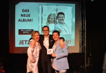 Silke & Dirk Spielberg gaben eine beeindruckende Release-Party in Berlin