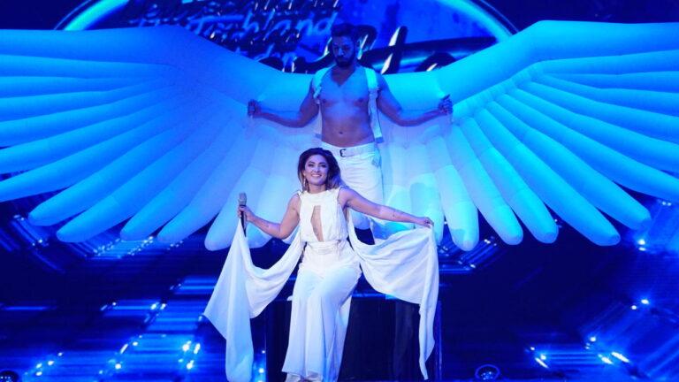MARIA VOSKANIA singt sich in die Motto-Show-3!