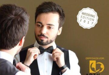 Hochzeitspaare aufgepasst: Tanzt zum Hochzeitswalzer von Jonathan Zelter!