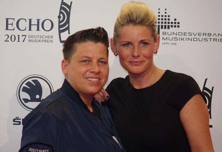 Kerstin Ott: So privat zeigt sie sich mit ihrer Frau