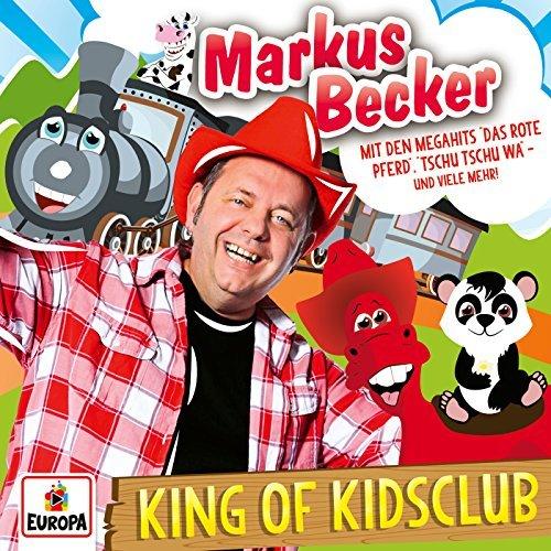 "Markus Becker – ""King of Kidsclub"" bekam den 1. Award!"