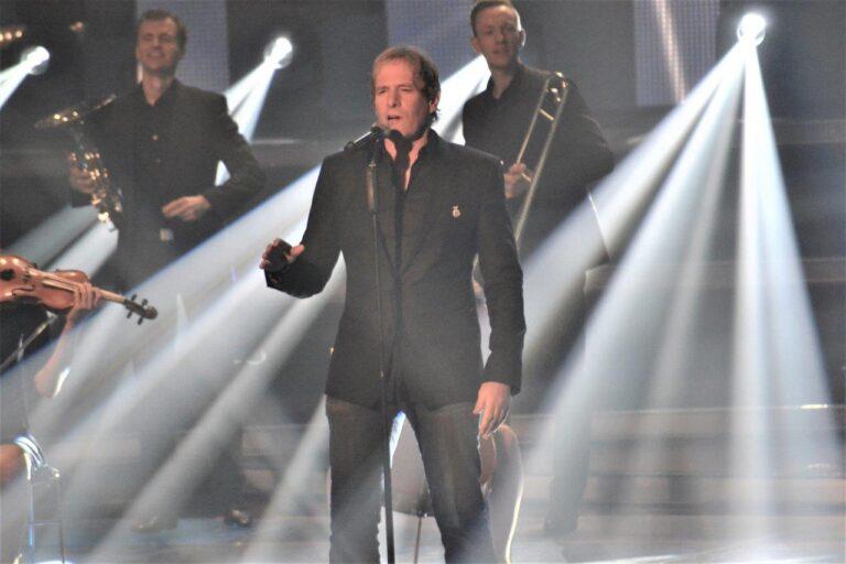 In Bremen: Michael Bolton bei seinem Deutschland-Konzert!
