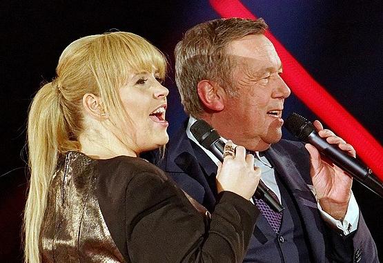 Maite Kelly & Roland Kaiser: Platin-Sensation!