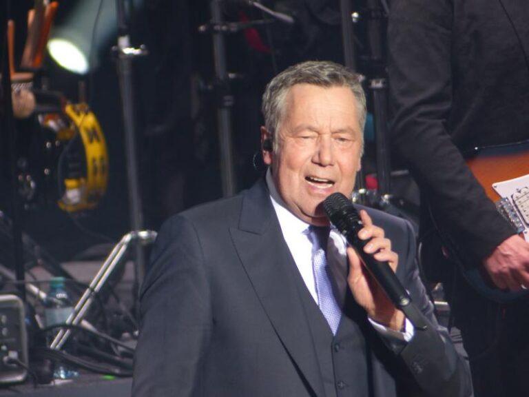 Roland Kaiser: Er singt jetzt PUNKROCK!