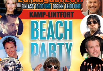 Beach-Party geht an den Start: Jörg Bausch, Mickie Krause…