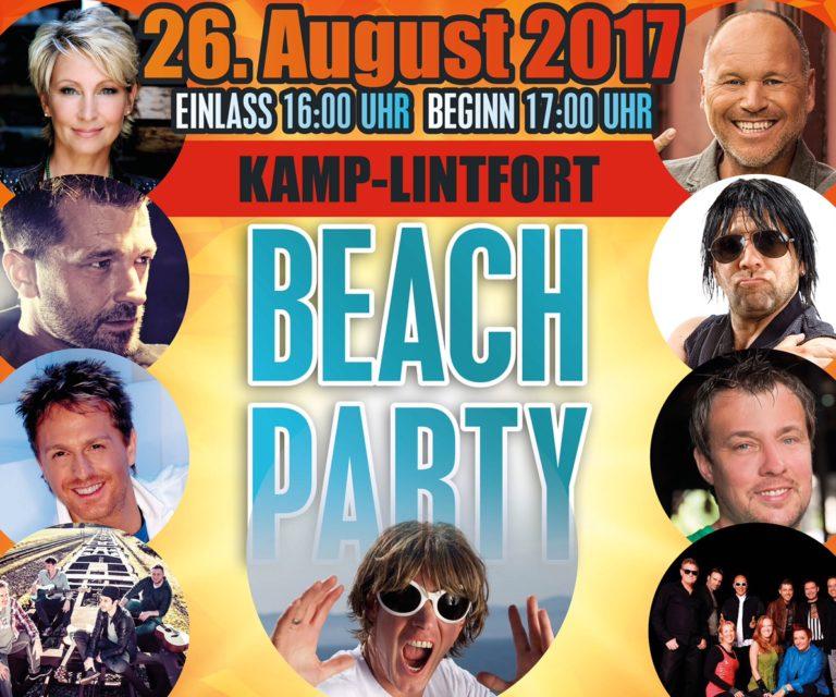Beach-Party geht an den Start: Jörg Bausch, Mickie Krause…
