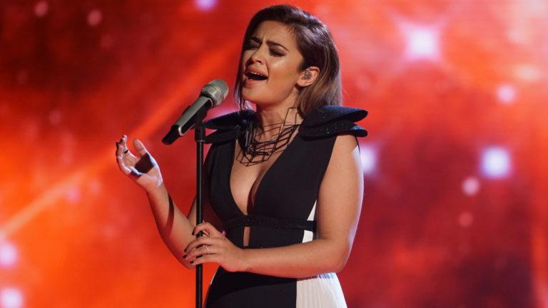 Maria Voskania singt im FINALE endlich wieder Schlager!