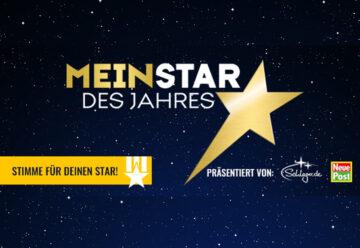 """Endspurt – Die Stars brauchen ihre Fans beim """"Mein Star des Jahres""""-Voting"""