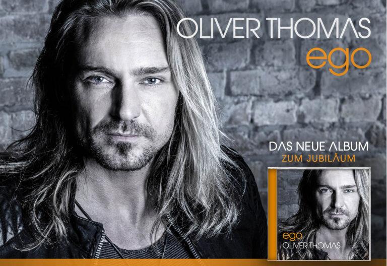 Oliver Thomas ab 9. Juni 2017 auf alpha Autogrammstunden Tour