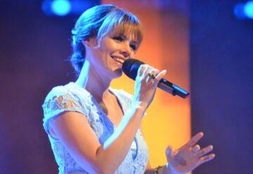 Krebs-Schock bei Francine Jordi