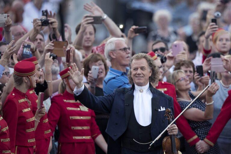 André Rieu: Muss er seine Millionen-Geige verkaufen?