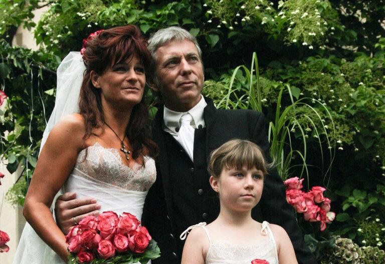 Andrea Berg & Uli Ferber feiern ihre Rosenhochzeit