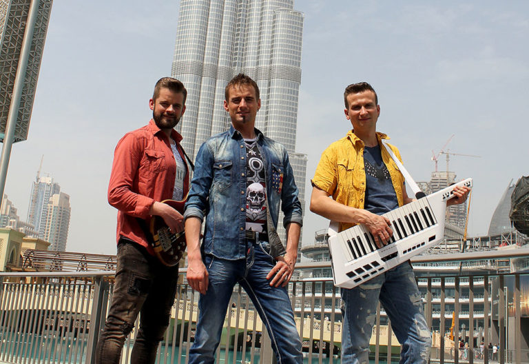 Die Grubertaler krönen Erfolgsjahr mit neuer Single und Party-Album
