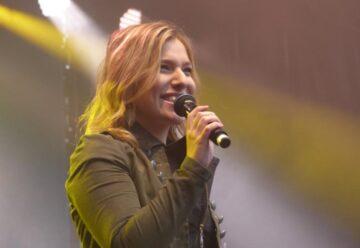 Laura Wilde auf Alpha-Autogrammstunden-Tour