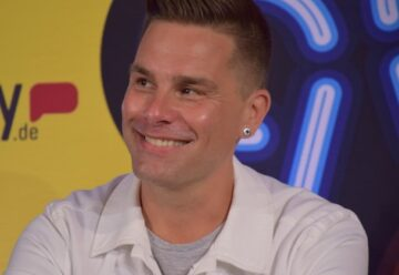 Eloy de Jong: Was ist mit seinem Gesicht passiert?