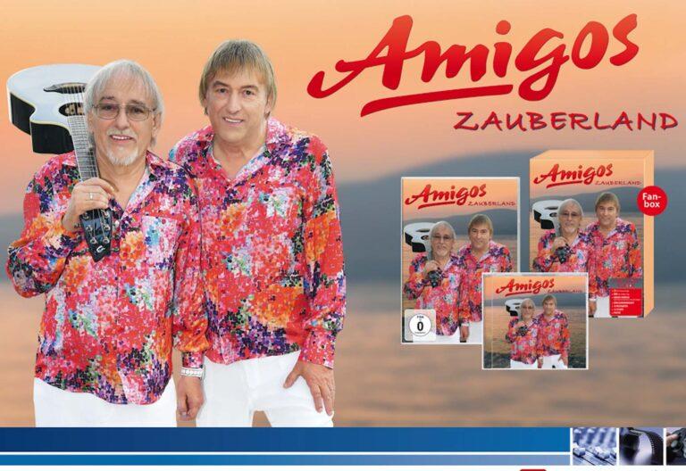 Alle Termine der Amigos Autogrammstunden-Tour