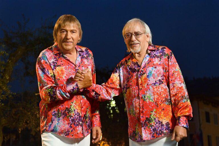 """Amigos: """"Wir sind nicht unbedingt fürs Tanzen gemacht!"""""""