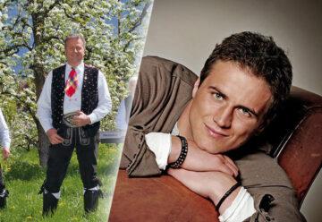 Norbert und Alexander Rier: Das ist Familie Rier