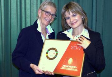 Sabrina Stern gewinnt den VDM-AWARD 2017
