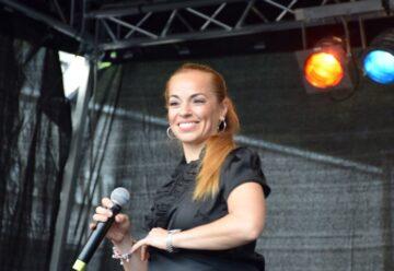 Maria Bonelli live und hautnah bei ihrem ersten Club-Konzert!