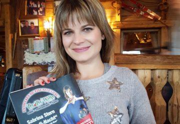 """Mit Sabrina Stern bei der 2. """"Stadl-Nacht"""" im Sauerland"""