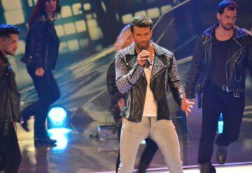 Jay Khan – Backstage bei Carmen-Nebel-Show